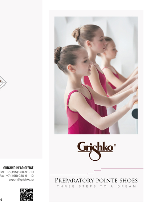 Preparatory Pointe Shoes