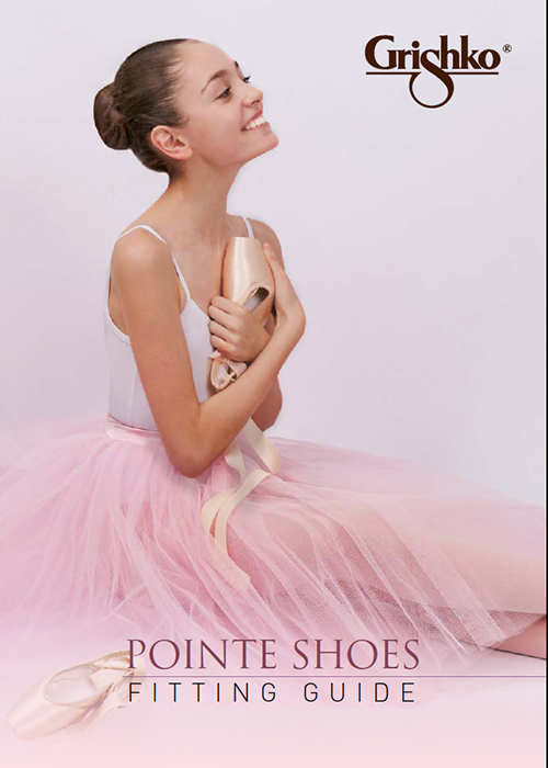 Pointe Shoes Fitting Guide